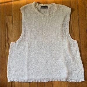 American apparel knit tank top